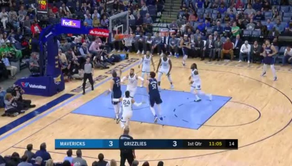 Doncic assisted FGs