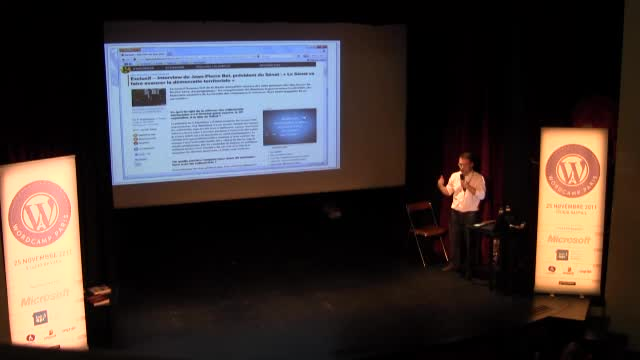 Benjamin Lupu : WordPress pour un site de presse, retour d'expérience