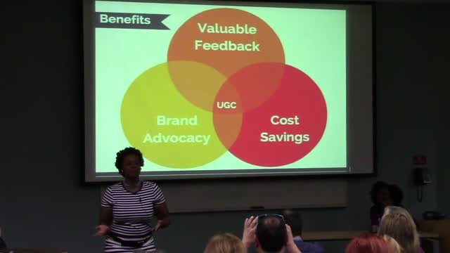 Shayla Price: Power Of User-Generated Content