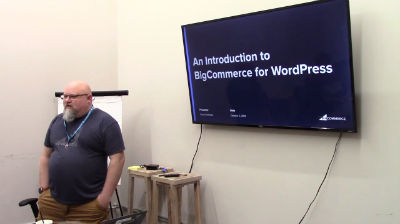 Topher DeRosia: An Introduction to BigCommerce for WordPress