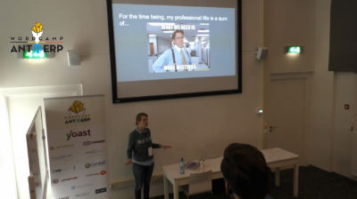 Anne-Laure de Harlez: How Learning WordPress Changed My Professional Life