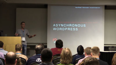 Aaron Brazell: Asynchronous Events