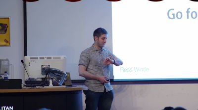 Ross Wintle: Why and How to Use Screencasts to Train Users