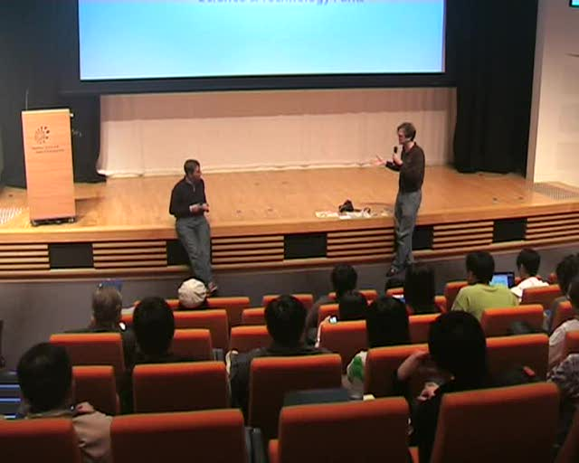 Matt Mullenweg Interview – WordCamp Hong Kong 2009