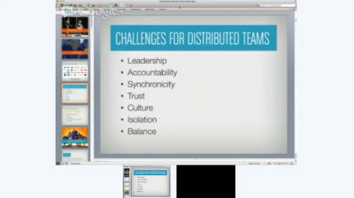 Shane Pearlman: Managing Distributed Code Teams