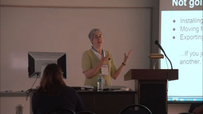 Diana Brewster: Moving Your WordPress Site