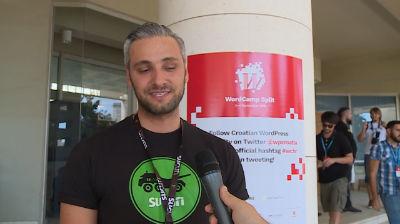 Joško Džidić - Interview