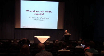 Kelli Wise: What Does That Mean, Exactly? A Primer For WordPress Terminology