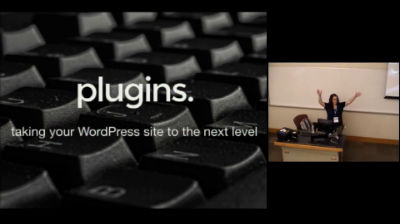 Carolyn Sonnek: Plugins – Taking Your WordPress Site to the Next Level