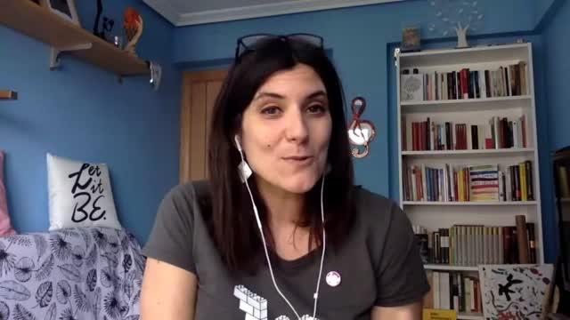 Itziar Sistiaga: Escribir para conectar emociones y creatividad