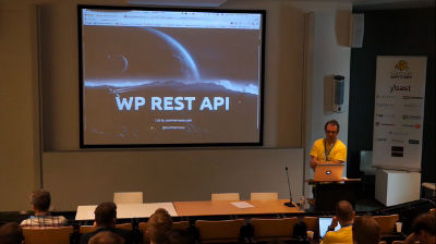 Tom Hermans: Let's Talk About the WP REST API