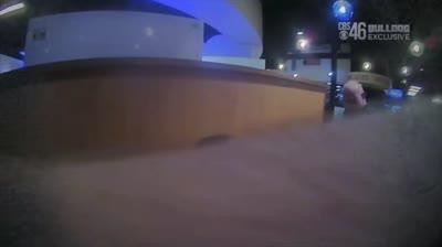Heated: Georgia Police Leave Man With A Broken Leg After Baton Beatdown!