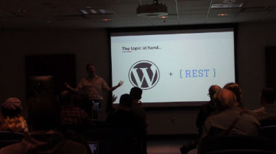 David Dashifen Kees: Us and Them - Using The WordPress REST API To Display Both Public And Private Content