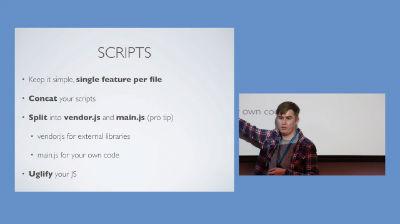 Evgenii Nasyrov: Advanced Frontend Workflow for Building WordPress Themes