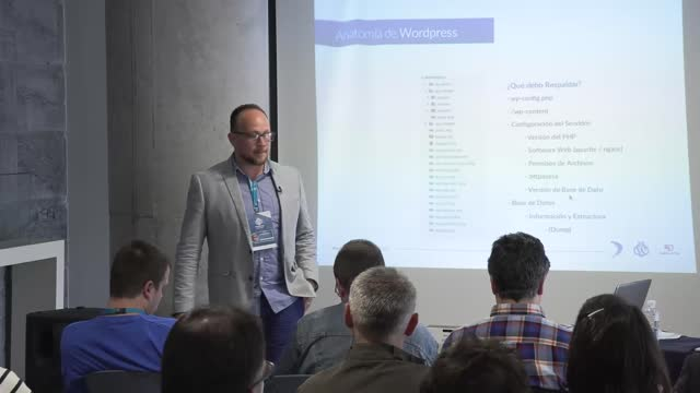 Santiago Merlos: WordPress: Disaster Recovery 101
