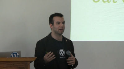 Andrew Nacin: WordCamp Connecticut Keynote