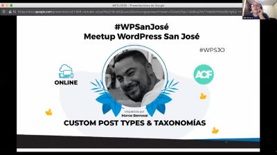 Marco Berrocal: Custom Post Types & Taxonomías