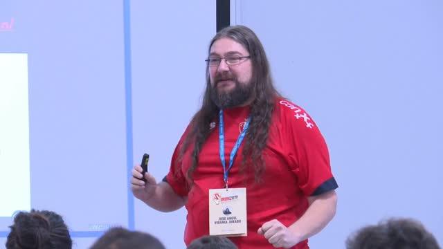 José Ángel Vidania: Plugins para Gutenberg, el nuevo editor de WordPress