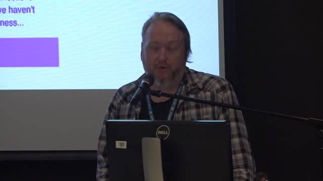 Dwayne McDaniel: Shipping Content With WP-CLI And Why That Is Awesome
