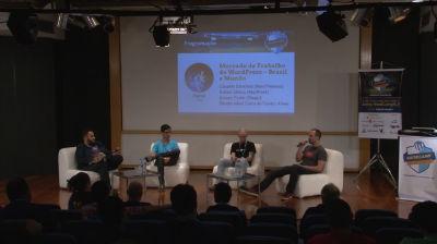 Painel: Mercado de Trabalho do WordPress – Brasil e Mundo