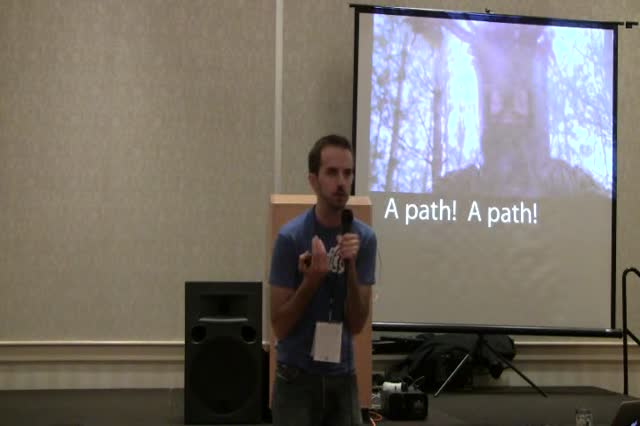 Matt Lincoln Russell: Building a community around your content