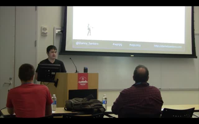 Danny Santoro: Not Just for Blogging - Using WordPress to Build an Online Tabletop Game