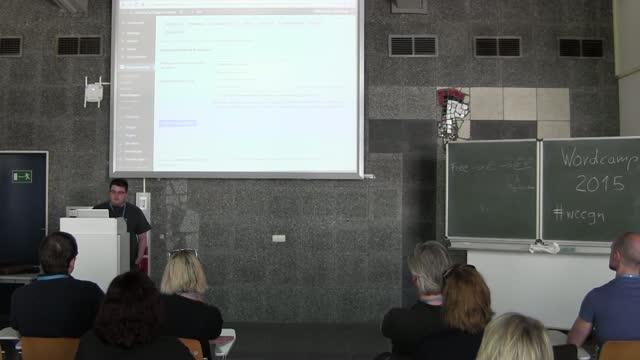 Daniel Bär: Online-Shops mit WordPress