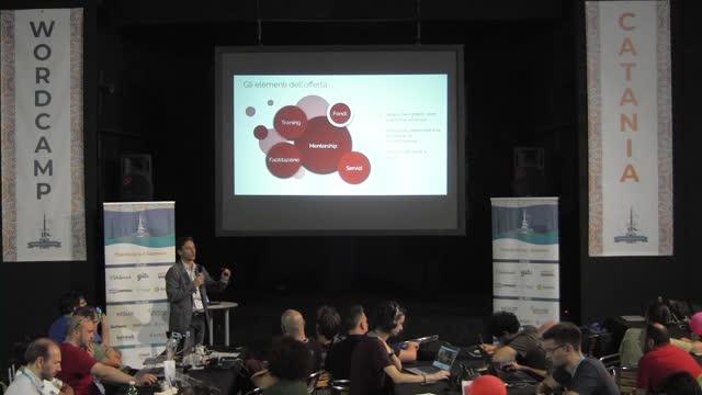 Pasquale Distefano: Come progettare un programma di collaborazione tra aziende e startup