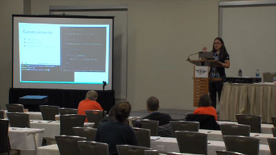 Kailey Lampert: Don't Be Afraid Of The Command Line