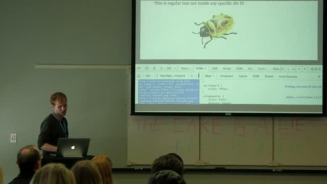Michael Earley: Using Firebug to Learn to Customize WordPress Sites