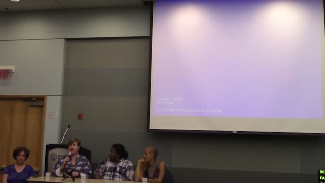 Panel: Women in WordPress
