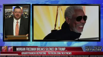MORGAN FREEMAN BREAKS SILENCE ON TRUMP… STUNS HOLLYWOOD WITH UNEXPECTED REMARK