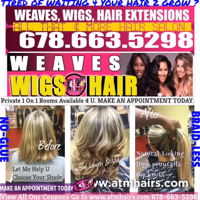 The Best 10 Hair Salons Best Sew In Weave And Extensions On