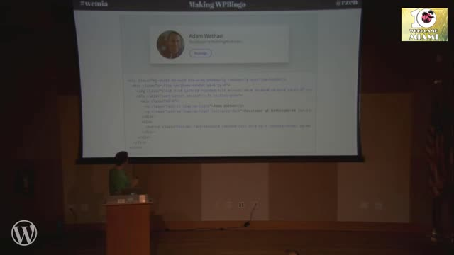 Brian Richards: How I created WPBingo using Vue.js, Tailwind CSS, and the WP REST API