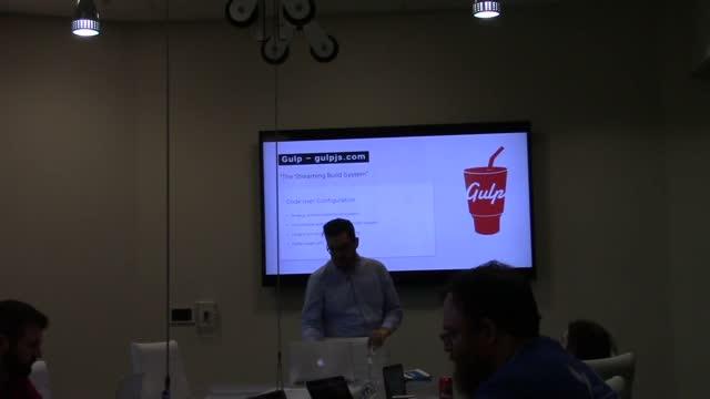 Stephen Jones: Optimizing Task Runners for WordPress Development