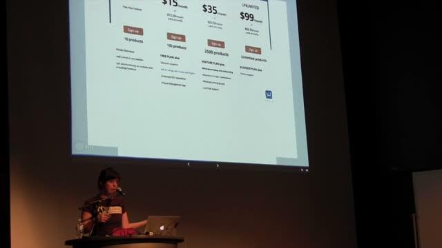 Élise Desaulniers : 10 façons de vendre avec WordPress
