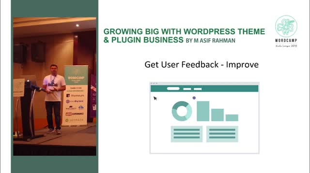 M Asif Rahman: Growing Big With WordPress Theme and Plugin Business