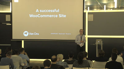 Robert van Eekhout: A Succesful WooCommerce site