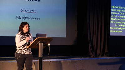 Belén Albeza: You might not need a CSS Framework
