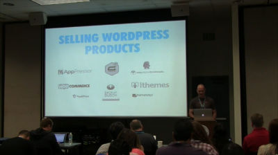 Scott Bolinger: Selling WordPress Products