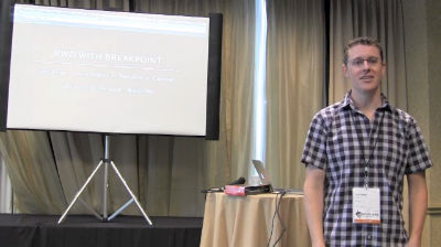 Les James: Responsive Design with the Breakpoint Framework
