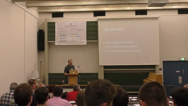 Christoph Daum: Lightning Talk – Friends will be friends – Dev, Staging und Live als Team
