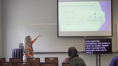 Christine Laikind: Ways Marketers can Improve SEO with Web Accessibility