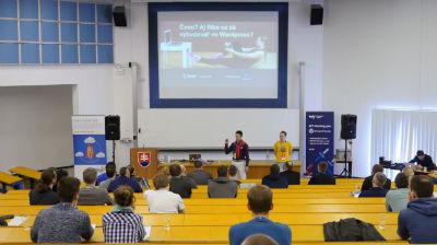 Tomáš Buday, Peter Švaral: Čooo? Aj fitko sa dá vybudovať vo WordPress?