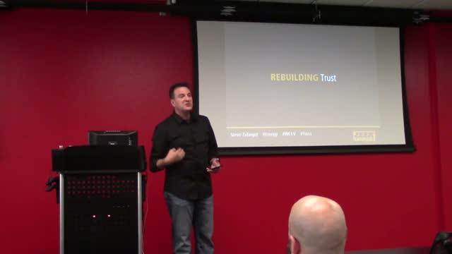 Steve Zehngut: Trust - Your Most Valuable Asset