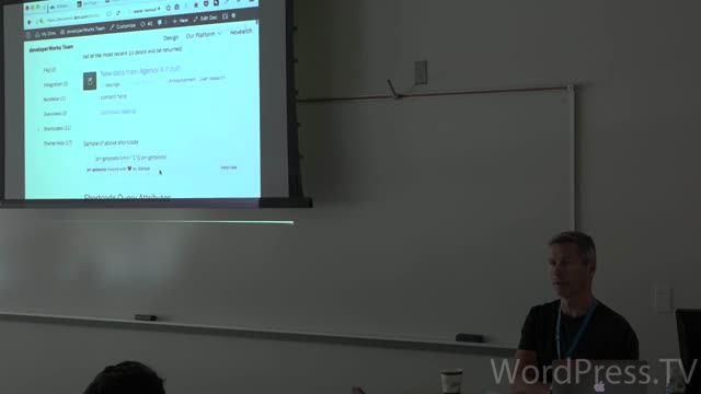 Ian Oeschger: WordPress Development In The Enterprise
