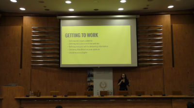 Alexandra Draghici: How to build an education website with WordPress